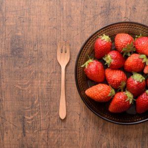 美味しいイチゴには嬉しい美容・健康効果がたくさん